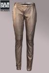 Patrizia-Pepe-Jeans-Hose-Gold-Metall-Biker-Schicht-Stretch-Kaschmir-Harders-Online-Shop-Store-Fashion-Designer-Mode-Damen-Herren-Men-Women-Pre-Kollektion-Fall-Winter-Herbst-2013-2014