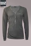 Patrizia-Pepe-Long-Shirt-Sleeve-Knopfleiste-Brust-Tasche-Sandstrahl-Optik-Vintage-Used-Harders-Online-Shop-Store-Fashion-Designer-Mode-Damen-Herren-Men-Women-Jades-Soeren-Volls-Pool-Mientus-Fall-Winter-Herbst-2013-2014