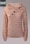 Patrizia-Pepe-Rollkragen-Pullover-Knopfleiste-Strick-Wolle-Kaschmir-Harders-Online-Shop-Store-Fashion-Designer-Mode-Damen-Herren-Men-Women-Pre-Kollektion-Fall-Winter-Herbst-2013-2014