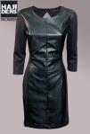 Set-Kleid-Robe-Dress-Kunstleder-Leder-Stretch-Harders-Online-Shop-Store-Fashion-Designer-Mode-Damen-Herren-Men-Women-Pre-Kollektion-Fall-Winter-Herbst-2013-2014