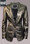 Set-Leder-Blazer-Jacke-Gold-Metall-Harders-Online-Shop-Store-Fashion-Designer-Mode-Damen-Herren-Men-Women-Jades-Soeren-Volls-Pool-Mientus-Fall-Winter-Herbst-2013-2014