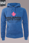 Dsquared-DSQ-Hoodie-Sweat-Shirt-Front-Logo-Print-Born-in-Canada-Ahorn-Blau-Blue-Vintage-Wash-Harders-Online-Shop-Store-Fashion-Designer-Mode-Damen-Herren-Men-Women-Jades-Soeren-Volls-Pool-Mientus-Fall-Winter-Herbst-2013-2014