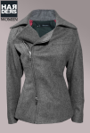 Dsquared-DSQ-Jacke-Raffung-Biker-Kragen-Grau-Schur-Wolle-Vintage-Wash-Harders-Online-Shop-Store-Fashion-Designer-Mode-Damen-Herren-Men-Women-Jades-Soeren-Volls-Pool-Mientus-Fall-Winter-Herbst-2013-2014