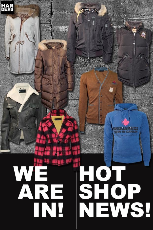 Teaser-Dsquared-Gamp-Parajumpers-PJS-Parka-Kodiak-Gobi-Jacke-Haraseeket-Kobuk-Arches-Alaska-Angie-Ugo-Lightbear-Harders-Online-Shop-Store-Fashion-Designer-Mode-Damen-Herren-Men-Women-Jades-Soeren-Volls-Pool-Mientus-Fall-Winter-Herbst-2013-2014