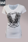 True-Religion-Shirt-weiß-Studs-Nieten-Logo-Eagle-Swarovski-Nieten-Studs-Vintage-Wash-Harders-Online-Shop-Store-Fashion-Designer-Mode-Damen-Herren-Men-Women-Jades-Soeren-Volls-Pool-Mientus-Fall-Winter-Herbst-2013-2014