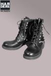 Vic-Vicmatie-Stiefel-Boot-Leder-Nieten-Studs-Leather-Black-Schwarz-Harders-Online-Shop-Store-Fashion-Designer-Mode-Damen-Herren-Men-Women-Jades-Soeren-Volls-Pool-Mientus-Fall-Winter-Herbst-2013-2014
