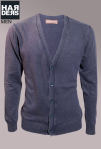 Daniele-Fiesoli-Strick-Jacke-Cardigan-Blau-Vintage-Wash-Harders-Online-Shop-Store-Fashion-Designer-Mode-Damen-Herren-Men-Women-Jades-Soeren-Volls-Pool-Mientus-Fall-Winter-Herbst-2013-2014