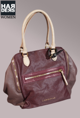 Liebeskind-Tasche-Bag-September-Coated-Braun-Beige-Rot-Harders-Online-Shop-Store-Fashion-Designer-Mode-Damen-Herren-Men-Women-Jades-Soeren-Volls-Pool-Mientus-Fall-Winter-Herbst-2013-2014