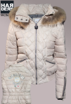 Miss-Nickelson-Daune-Jacke-Silvana-Beige-Pelz-Fell-Kragen-Kapuze-Harders-Online-Shop-Store-Fashion-Designer-Mode-Damen-Herren-Men-Women-Jades-Soeren-Volls-Pool-Mientus-Fall-Winter-Herbst-2013-2014