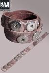 Noosa-Armband-Chocolate-Braun-WDS-260-18-Grafik-Harders-Online-Shop-Store-Fashion-Designer-Mode-Damen-Herren-Men-Women-Jades-Soeren-Volls-Pool-Mientus-Fall-Winter-Herbst-2013-2014