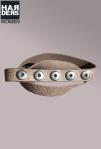Noosa-Gürtel-Light-Grey-Grau-BCS-202-13-Leder-Nieten-Studs-Grafik-Harders-Online-Shop-Store-Fashion-Designer-Mode-Damen-Herren-Men-Women-Jades-Soeren-Volls-Pool-Mientus-Fall-Winter-Herbst-2013-2014
