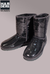 UGG-Boots-Stiefel-Classic-Short-Sparkles-Schwarz-Black-Pailletten-Lammfell-Futter-Harders-Online-Shop-Store-Fashion-Designer-Mode-Damen-Herren-Men-Women-Jades-Soeren-Volls-Pool-Mientus-Fall-Winter-Herbst-2013-2014