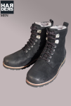 UGG-Boots-Stiefel-Hannen-Black-Schwarz-Antik-Schnür-Vintage-Leder-Leather-Lammfell-Futter-Harders-Online-Shop-Store-Fashion-Designer-Mode-Damen-Herren-Men-Women-Jades-Soeren-Volls-Pool-Mientus-Fall-Winter-Herbst-2013-2014