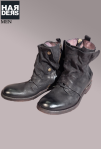 Airstep-Stiefel-Schwarz-Leder-Gamasche-Niete-Draht-Washed-Vintage-Used-Harders-Online-Shop-Store-Fashion-Designer-Mode-Damen-Herren-Men-Women-Jades-Soeren-Volls-Pool-Mientus-Fall-Winter-Herbst-2013-2014