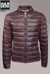 Bomboogie-Daune-Jacke-Braun-Glanz-Echt-Harders-Online-Shop-Store-Fashion-Designer-Mode-Damen-Herren-Men-Women-Jades-Soeren-Volls-Pool-Mientus-Fall-Winter-Herbst-2013-2014