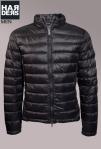 Bomboogie-Daune-Jacke-Schwarz-Glanz-Echt-Harders-Online-Shop-Store-Fashion-Designer-Mode-Damen-Herren-Men-Women-Jades-Soeren-Volls-Pool-Mientus-Fall-Winter-Herbst-2013-2014