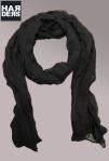 Faliero-Sarti-Schal-Tobia-Schwarz-140005-117-Seide-Modal-Wolle-Kaschmir-Washed-Vintage-Used-Harders-Online-Shop-Store-Fashion-Designer-Mode-Damen-Herren-Men-Women-Jades-Soeren-Volls-Pool-Mientus-Fall-Winter-Herbst-2013-2014