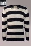 Blue-de-Genes-Pullover-Strick-Grob-Streifen-Stripes-Harders-Online-Shop-Store-Fashion-Designer-Mode-Damen-Herren-Men-Women-Jades-Soeren-Volls-Pool-Mientus-Spring-Summer-Frühjahr-Sommer-2014
