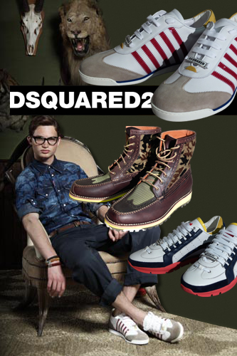 Blog-Dsquared-Schuhe-Boots-Shoes-Stiefel-Pony-Fell-Camou-Lack-Harders-Online-Shop-Store-Fashion-Designer-Mode-Damen-Herren-Men-Women-Jades-Soeren-Volls-Pool-Mientus-Spring-Summer-Frühjahr-Sommer-2014
