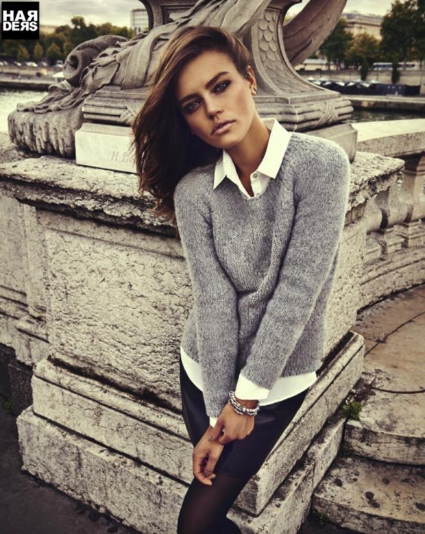 Blog1-Rich-and-Royal-Strick-Pullover-Jeans-Cardigan-Jacke-Rich-Swarovski-Nieten-Studs-Grau--Harders-24-Online-Shop-Store-Fashion-Designer-Mode-Damen-Herren-Men-Women-Fall-Herbst-Winter-Spring-Summer-Frühjahr-Sommer-2014-2015