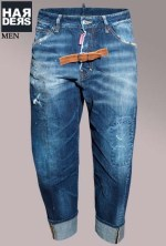 Dsquared-Jeans-Work-Wear-S71LA0848-Leder-Riegel-destroy-repair-vintage-wash-Harders-Online-Shop-Store-Fashion-Designer-Mode-Damen-Herren-Men-Women-Fall-Herbst-Winter-Spring-Summer-Frühjahr-Sommer-2014-2015