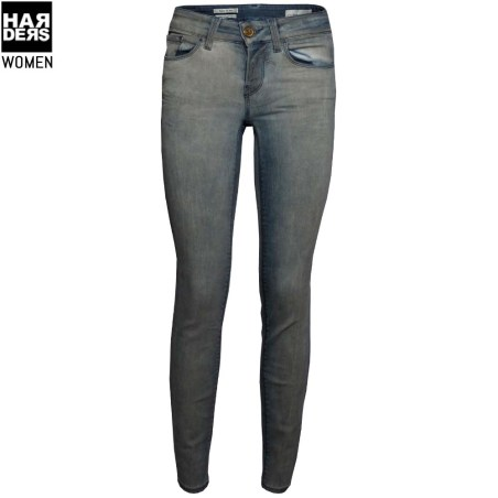 Rich-and-Royal-Strick-Jeans-Super-Skinny-Leather-Touch-Stretch-434223-Harders-24-Online-Shop-Store-Fashion-Designer-Mode-Damen-Herren-Men-Women-Fall-Herbst-Winter-Spring-Summer-Frühjahr-Sommer-2014-2015