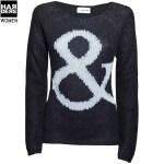 Rich-and-Royal-Strick-Pullover-&-Zeichen-Black-43q143-Harders-24-Online-Shop-Store-Fashion-Designer-Mode-Damen-Herren-Men-Women-Fall-Herbst-Winter-Spring-Summer-Frühjahr-Sommer-2014-2015