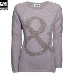 Rich-and-Royal-Strick-Pullover-&-Zeichen-Rosa-43q143-Harders-24-Online-Shop-Store-Fashion-Designer-Mode-Damen-Herren-Men-Women-Fall-Herbst-Winter-Spring-Summer-Frühjahr-Sommer-2014-2015