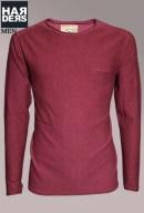 Blue-de-Genes-Pullover-Auro-Cotton-Neps-Red-Vintage-Harders-24-Online-Shop-Store-Fashion-Designer-Mode-Damen-Herren-Men-Women-Fall-Herbst-Winter-Spring-Summer-Frühjahr-Sommer-2014-2015