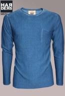 Blue-de-Genes-Pullover-Auro-Cotton-Neps-Vintage-Harders-24-Online-Shop-Store-Fashion-Designer-Mode-Damen-Herren-Men-Women-Fall-Herbst-Winter-Spring-Summer-Frühjahr-Sommer-2014-2015