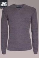 Hannes-Roether-Pullover-Temel-45148-Braun-Beige-Harders-24-Online-Shop-Store-Fashion-Designer-Mode-Damen-Herren-Men-Women-Fall-Herbst-Winter-2014