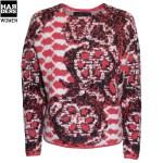 Lala-Berlin-Pullover-Jumper-Blossom-Red-Harders-24-Online-Shop-Store-Fashion-Designer-Mode-Damen-Herren-Men-Women-Fall-Herbst-Winter-2014