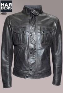 Matchless-Silverstone-Leder-Biker-Jacke-Blouson-113105-9017-Antique-Black-Antik-Schwarz-Harders-24-Online-Shop-Store-Fashion-Designer-Mode-Damen-Herren-Men-Women-Fall-Herbst-Winter-2014