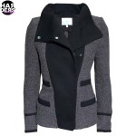 Iro-Jacke-Wolle-Angora-Cydney-Black-Schwarz-Grau-Grey-Vintage-Wash-Harders-24-Online-Shop-Store-Fashion-Designer-Mode-Damen-Herren-Men-Women-Fall-Herbst-Winter-2014