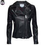 Iro-Leder-Biker-Jacke-Vika-AB612-Black-Schwarz-Vintage-Wash-Harders-24-Online-Shop-Store-Fashion-Designer-Mode-Damen-Herren-Men-Women-Fall-Herbst-Winter-2014