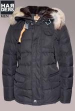 Parajumpers-Daunenjacke-Parka-Deer-Pelz-Fell-Olive-Harders-24-Online-Shop-Store-Fashion-Designer-Mode-Damen-Herren-Men-Women-Fall-Herbst-Winter-2014