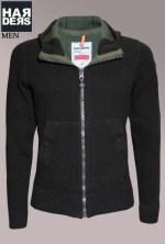 Parajumpers-Strickjacke-Cardigan-Woodpacker-Olive-Harders-24-Online-Shop-Store-Fashion-Designer-Mode-Damen-Herren-Men-Women-Fall-Herbst-Winter-2014