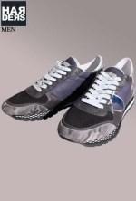 Philippe-Model-Sneaker-Schuhe-SPLU-RL05-Grey-Silver-Black-Runner-Netz-Harders-24-Online-Shop-Store-Fashion-Designer-Mode-Damen-Herren-Men-Women-Fall-Herbst-Winter-2014