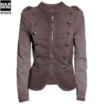 Please-Sweat-Blazer-Jacke-Braun-Harders-24-Online-Shop-Store-Fashion-Designer-Mode-Damen-Herren-Men-Women-Fall-Herbst-Winter-2014