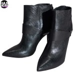 Vic-Vicmatie-Schuhe-Shoes-Stiefel-Boot-4J8788-Nero-Schwarz-Black-Schlange-Snake-Harders-24-Online-Shop-Store-Fashion-Designer-Mode-Damen-Herren-Men-Women-Fall-Herbst-Winter-2014