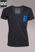 Philipp-Plein-Logo-Shirt-You-Feel-Good-PP-HM345388-Black-Schwarz-Harders-24-Online-Shop-Store-Fashion-Designer-Mode-Damen-Herren-Men-Women-Fall-Herbst-Winter-2014