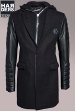 Philipp-Plein-Mantel-Leder-Strick-Jacke-Hoodie-Darkness-HM231984-Harders-24-Online-Shop-Store-Fashion-Designer-Mode-Damen-Herren-Men-Women-Fall-Herbst-Winter-2014