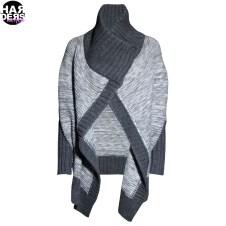 Please-Cardigan-Strickjacke-Wolle-Oversize-Eggshape-Grau-Grey-Harders-24-Online-Shop-Store-Fashion-Designer-Mode-Damen-Herren-Men-Women-Fall-Herbst-Winter-2014
