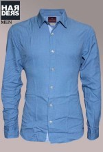 Scotch-Soda-Hemd-Shirt-20053-Blau-Blue-Muster-Harders-24-Online-Shop-Store-Fashion-Designer-Mode-Damen-Herren-Men-Women-Fall-Herbst-Winter-2014