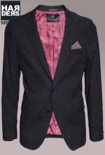Scotch-Soda-Jacke-Blazer-Sacco-30001-Schwarz-Black-Muster-Kapuze-Harders-24-Online-Shop-Store-Fashion-Designer-Mode-Damen-Herren-Men-Women-Fall-Herbst-Winter-2014