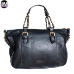 Liebeskind-Tasche-Bag-Melody-Black-Chain-Leder-Leather-Black-Gold-Harders-24-Online-Shop-Store-Fashion-Designer-Mode-Damen-Herren-Men-Women-Fall-Herbst-Winter-2014