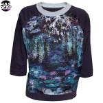 Marc-Cain-Sewat-Shirt-Teich-Flora-Fauna-BC44.16J64-Harders-24-Online-Shop-Store-Fashion-Designer-Mode-Woman-Damen-Women-Fall-Herbst-Winter-2014