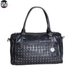 Rehard-Tasche-Bag-Leder-Leather-Metal-Stud-Niete-BS-5313-Black-Schwarz-Harders-24-Online-Shop-Store-Fashion-Designer-Mode-Damen-Herren-Men-Women-Fall-Herbst-Winter-2014