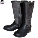 UGG-Boots-Stiefel-Chancery-Biker-Leder-Riemen-Fell-Lamm-Schaf-Vintage-Wash-Harders-24-Online-Shop-Store-Fashion-Designer-Mode-Woman-Damen-Women-Fall-Herbst-Winter-2014