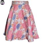Patrizia-Pepe-Rock-Skirt-2G0569-Flowers-Blumen-Harders-24-Online-Shop-Store-Fashion-Designer-Mode-Woman-Damen-Women-Fruehjahr-Sommer-Spring-Summer-2015